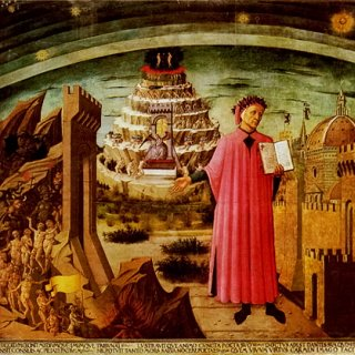 Secte ou religion ...Chap.N°4 - Purgatoire et indulgence Rel-Purgatoire-de-Dante