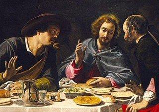 Déchéance de la ... Chap. N° 2 - Pratiquer les Enseignements  rel-jesus-le-nazoreen-repas-avec-emmaus