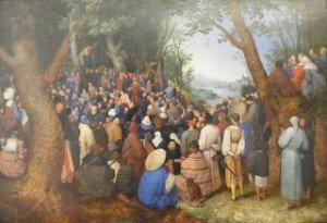 Rel-Enseignement - Sermon de Jésus le Nazôréen sur la montagne