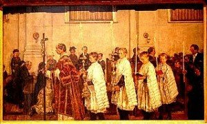 Rel-Procession Catholique 1881