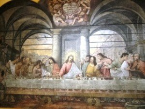 Rel-la Cène-Musée Léonard de Vinci Milan