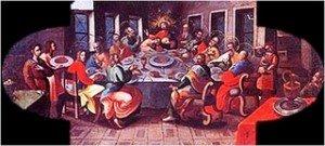 Rel-La Cène, repas entre les deux soirs