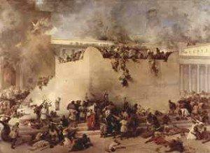 Rel-Destruction du IIème Temple en 70 de E.C.