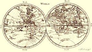 Antar.-Carte maritime de 1771 Terra Australis