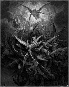 Rel-Anges déchus par Gustave Doré