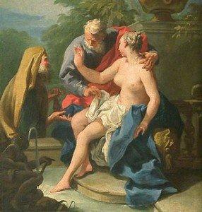 Rel-Femmes - Tableau équivoque - peint par Suzanne