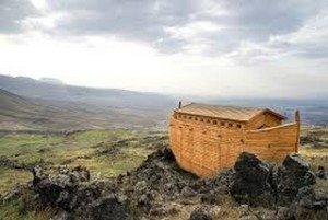 Arche plateau du Mont Loubard chaine des montagnes Ararat