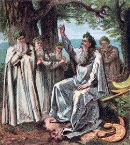 dr-Druides sous les chênes