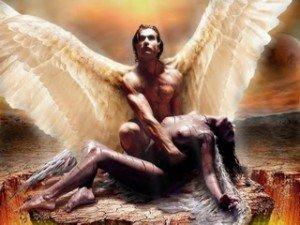 Rel-Ange=Nephilim-femme des hommes