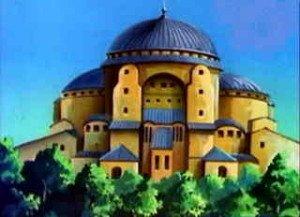 Temple Byzantin-Orthodoxe Chrétiens