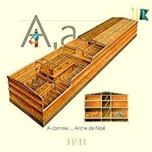 Arche de Noé - 3 étages