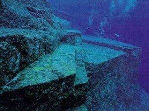 Myst-Yonaguni sous l'eau-  ville vestige japanpyr
