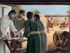Noah-c,-construction de l'arche