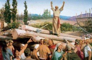 Noah-c,-Construction du bateau