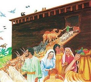 Noah-ni,-Arche de Noé