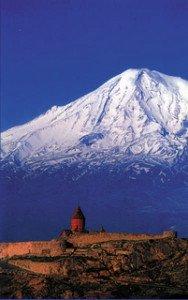 Noah-Arche-aa - Mont Ararat vue Arménie