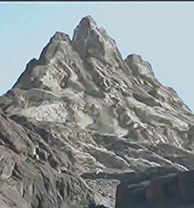 Montagnes du Sinaï-Sommet du Sinaï