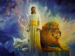 Jour de Colère-près l'agneau mangera avec le lion