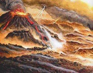 Montagnes du Sinaï- Une région volcanique