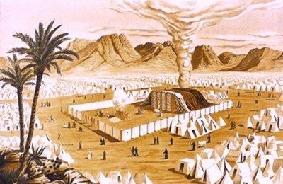 Exode-la Pâque-Tente du Rendez-Vous, le camp (400)