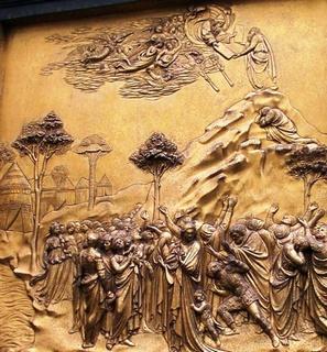 Pâque - Les Tables de pierre au Mont Sinaï