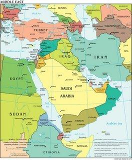 Carte naissance des peuples et Nations