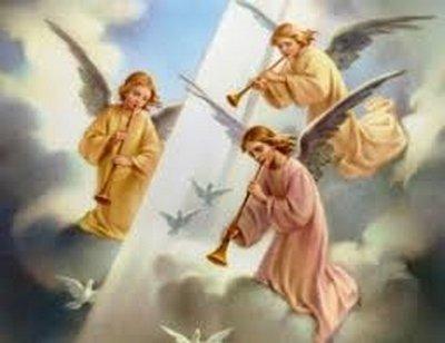 Anges- création de l'Être suprême
