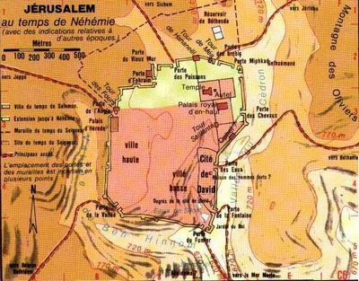 Jers-jerusalem Mont des Oliv
