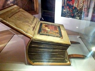 Bible-Codex d'amiatinus of Cluny