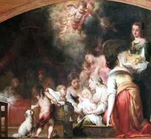 Rel-Joachim-Anne-Murillo1661-naissance de Marie
