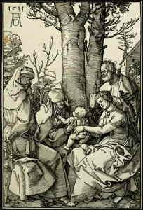 Rel-Joachim, Anne, naissance de Marie