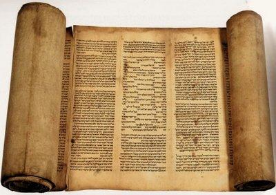 Bible- les rouleaux