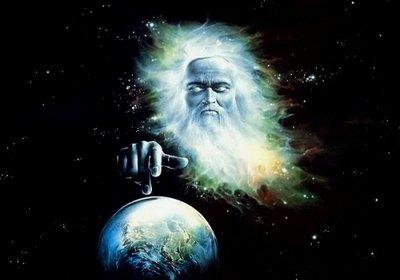 El-Shaddaï-la création de l'Univers