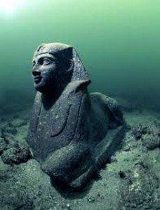 Myst-Yonaguni sous l'eau-Terre le sphinx