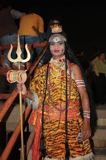 Hindou-Brahman- Shiva, Vanarasi