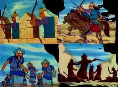 Isl.Les guerres tribales