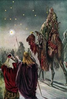 Jésus-Roi Mage et Étoile