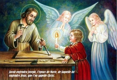 Bibl-Hist- Joseph et son fils adoptif en apprentissage