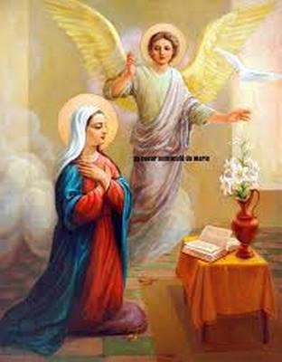 Bibl-Histo-Archange Gabriel avec Marie