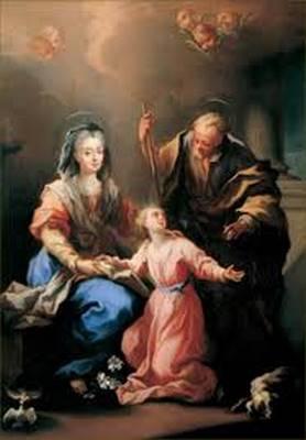Hist.Bibli-Joachim, Anne et Marie au Temple