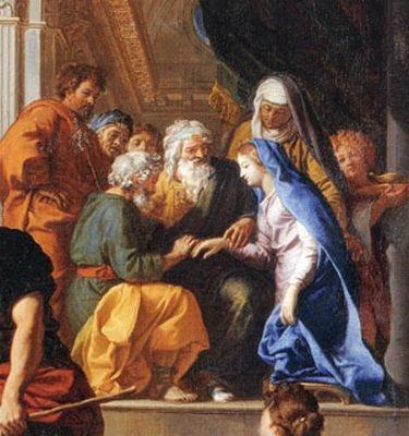 Bibl-Hist-Mariage de Marie avec Joseph